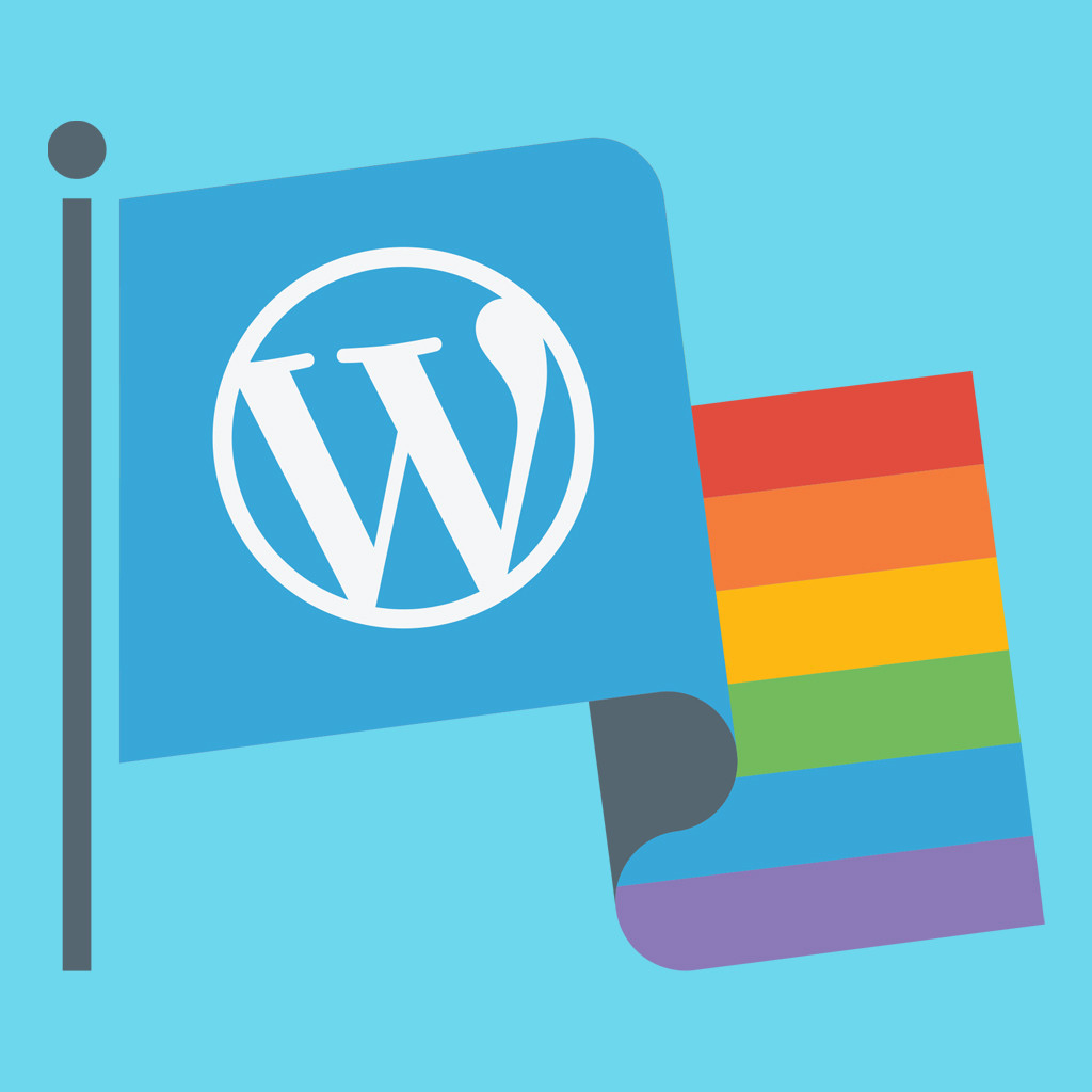 Image result for WordPress Pride