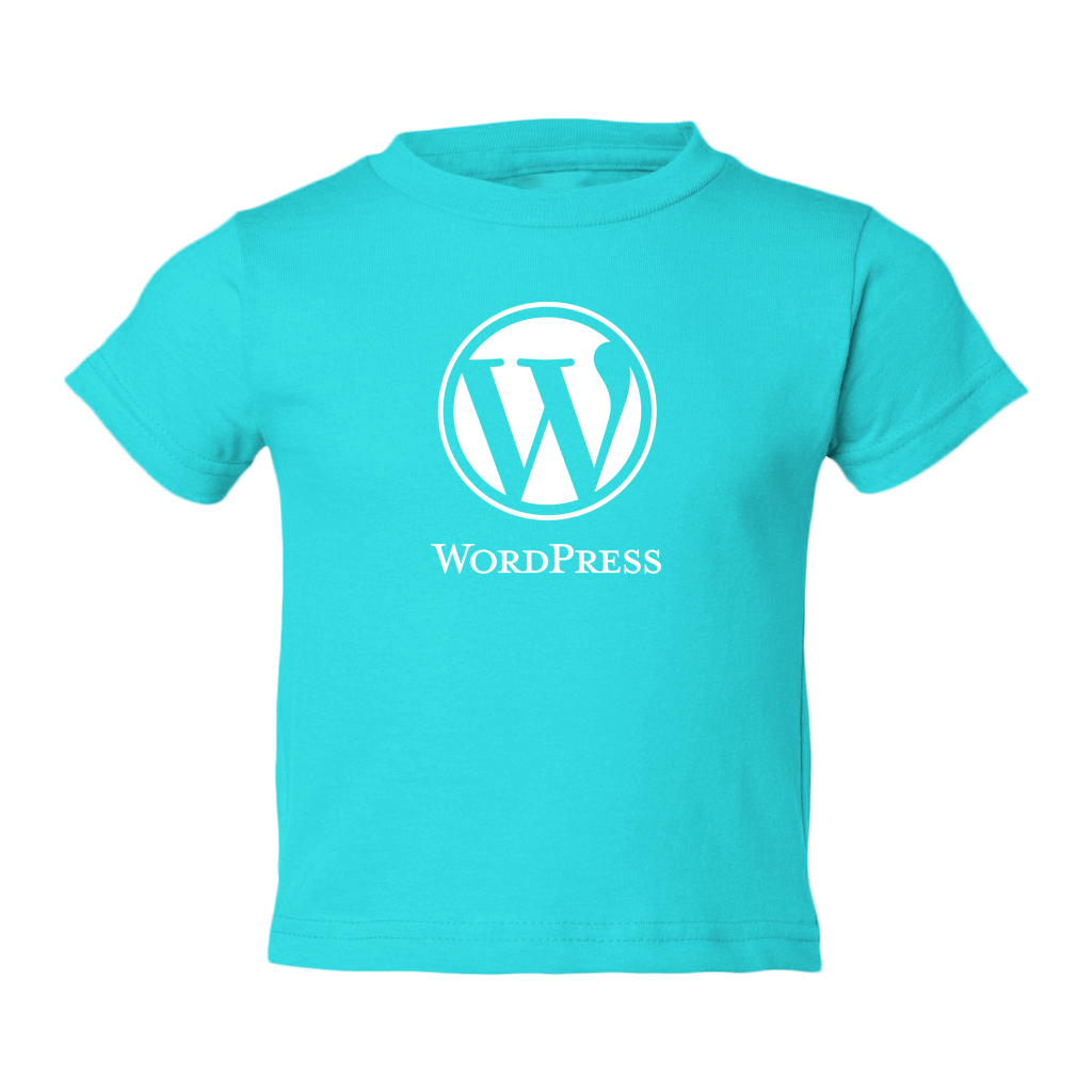 Wordpress: WordPress Logo Kids T-Shirt