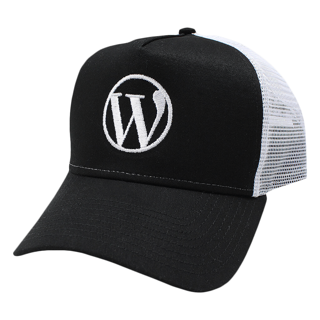 e776e900732 WordPress Snapback Cap – WordPress Swag Store