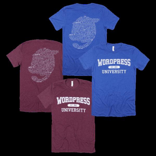 WordPress U T-Shirt – WordPress Swag Store(6)